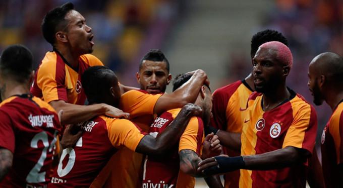 Galatasaray'da hedef kupaları 3'lemek