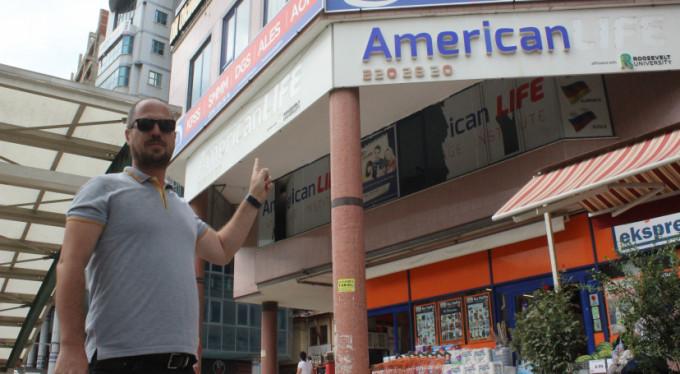 Bursa'da yabancı tabela cezası!
