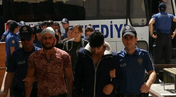 Bursa'daki taşlı sopalı kavga sonrası flaş gelişme!