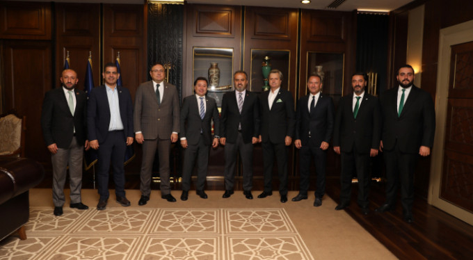 Alinur Aktaş'tan Bursaspor açıklaması!