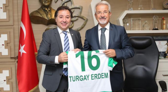 """""""Bursaspor'a destek olmak için..."""""""