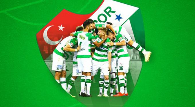 Bursa'da anlamlı maç!