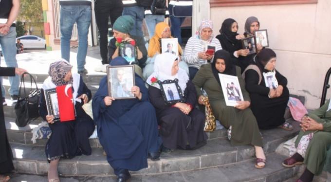 HDP önündeki eylem 17'nci gününde!