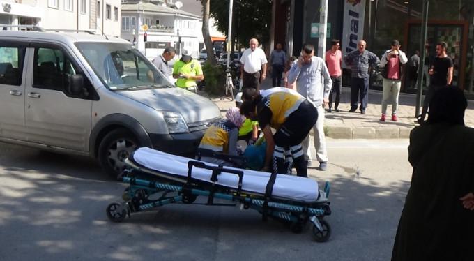 Bursa'da korkunç anlar! 2 yaralı