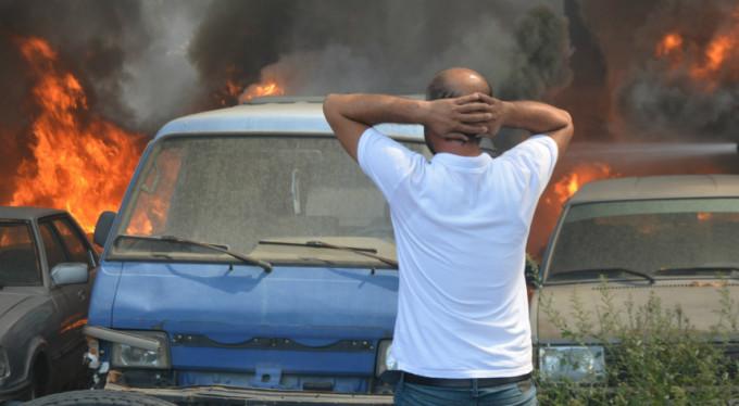 Bursa'da yangına sebep olmuştu! Flaş gelişme...