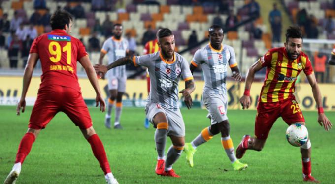 Galatasaray son dakikada yıkıldı: 1-1