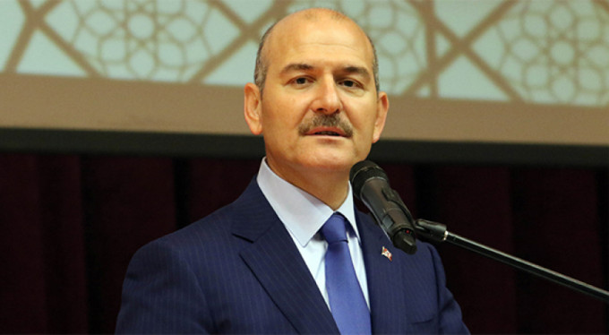 """Bakan Soylu: """"DEAŞ'ın da PKK'nın da..."""""""