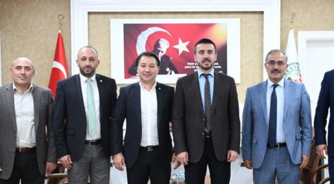 Bursaspor'a loca desteği!