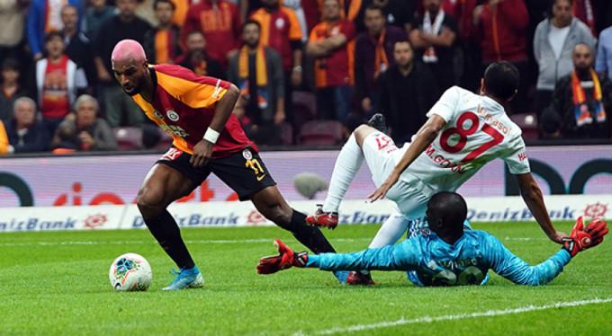 Galatasaray zorlandı ama kazandı: 3-2