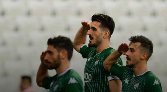 Bursaspor'la şaka olmaz! 2-1