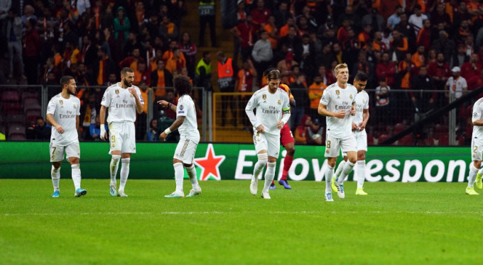 Galatasaray'ın Real'e gücü yetmedi: 0-1