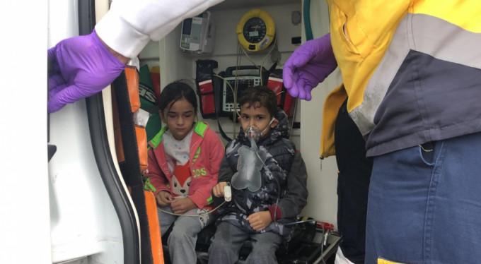 Bursa'da onlarca çocuk hastanelik oldu!