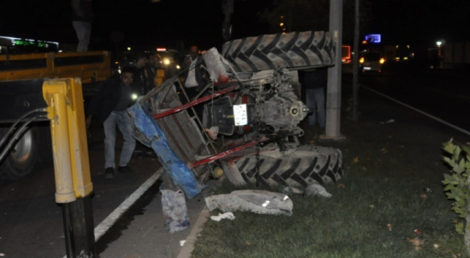 Feci kazada 5 yaralı!