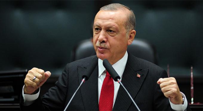 Cumhurbaşkanı Erdoğan'ın bu sözleri ayakta alkışlandı