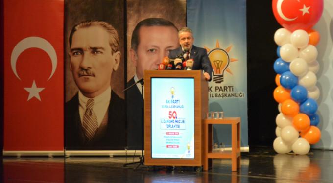 Erdoğan, telefonla Bursa'ya bağlandı! İşte mesajı...
