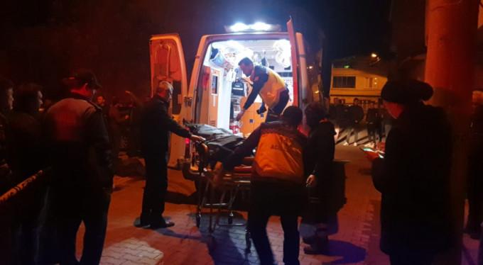 Bursa'da dehşet anları! Olay yerinde can verdi