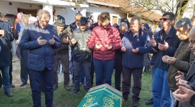 Bursa'da acı veda