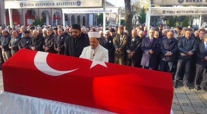 Bursa Büyükşehir Belediyesi'nin ilk başkanına veda