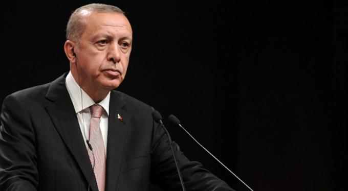Erdoğan'dan kritik Libya açıklaması!