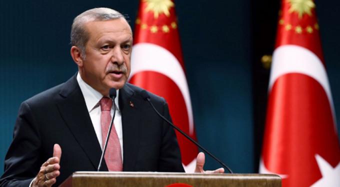 Cumhurbaşkanı Erdoğan ulusa seslendi!