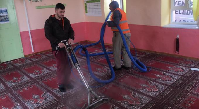 Virüs tedbirleri sürüyor! Bursa'da camiler...