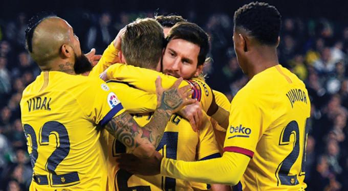 Messi de sahaya çıkıyor!