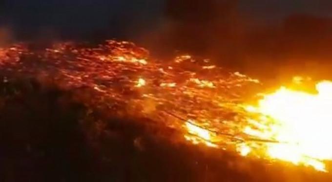 Bursa'da yangın faciası!