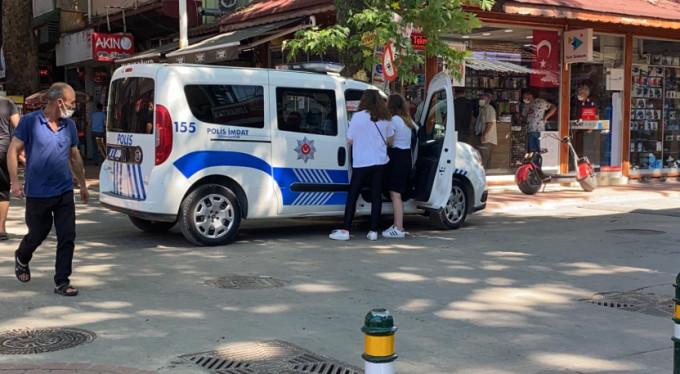 Bursa'da sınava giden kıza ceza şoku!