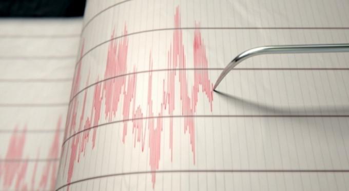 Marmaris'te şiddetli deprem!
