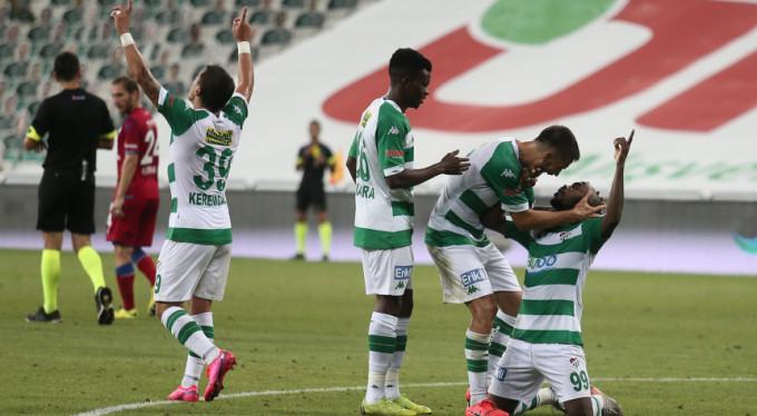 Bursaspor 1-0'a abone!