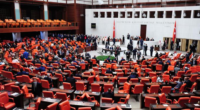 Meclis, başkanını seçiyor!