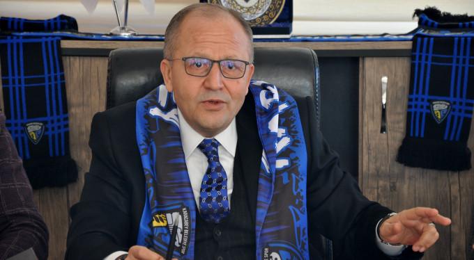 Karacabey Belediyespor Başkanı o iddiaları yanıtladı!