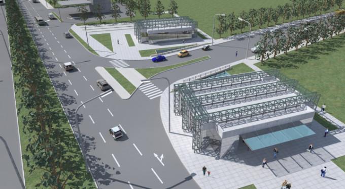 Bursa metrosuna yeni istasyon!