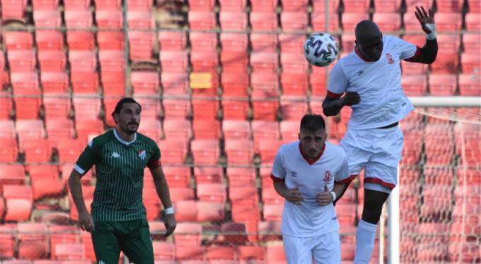 Balıkesir 1 - Bursaspor 1