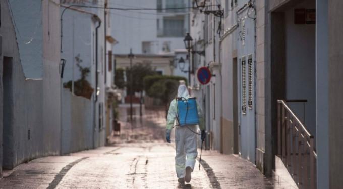 İspanya'da 8 bin 115 yeni korona virüs vakası