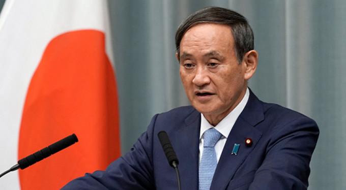 Japonya'da Abe'nin sağ kolu adaylığını açıkladı