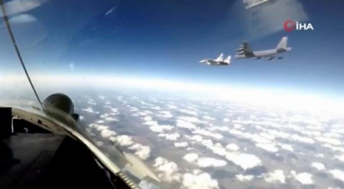 ABD uçakları, Ukrayna ile birlikte uçtu... Karadeniz'de yeni tartışma