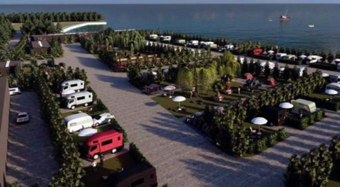 Bursa'ya Karavanpark projesi