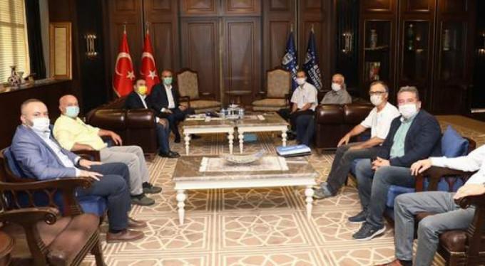 Başkan Aktaş'tan katma değerli tarıma büyük destek