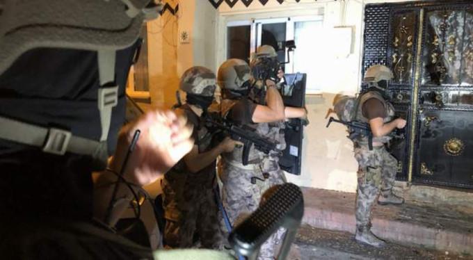 Bursa'daki uyuşturucu operasyonunda 41 tutuklama
