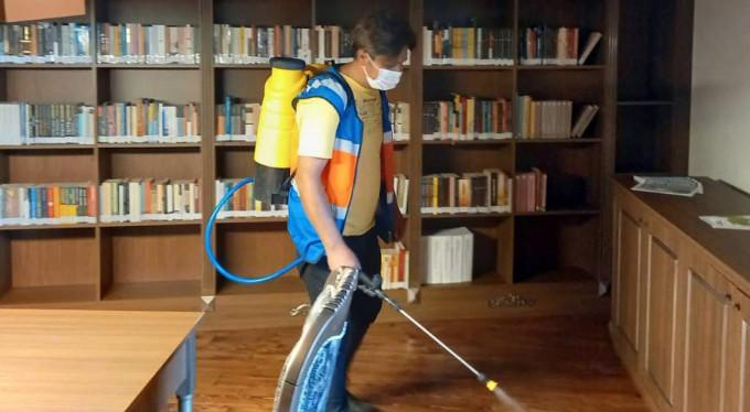 Osmangazi'de temizlik seferberliği