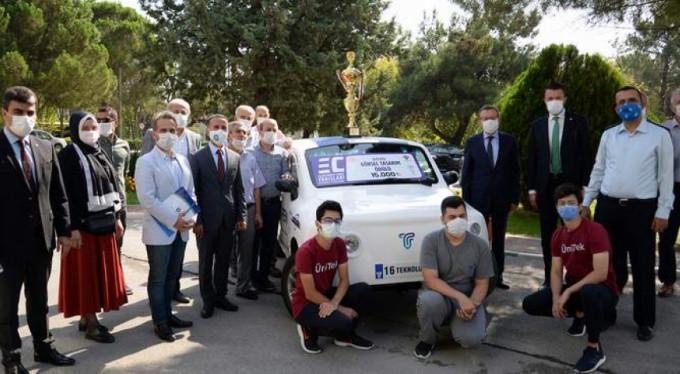 Bursa'da elektrikli otomobil için önemli işbirliği