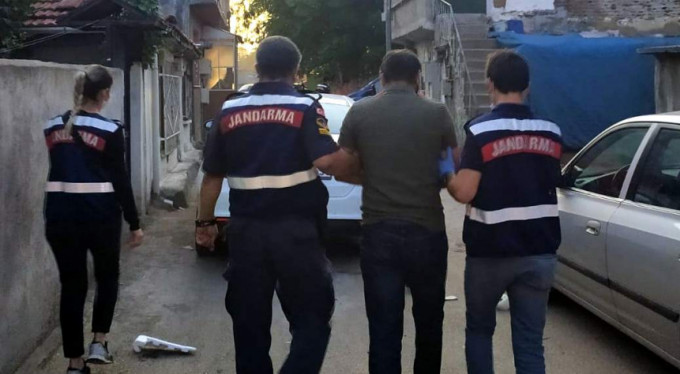 Bursa'da El Nusra operasyonu