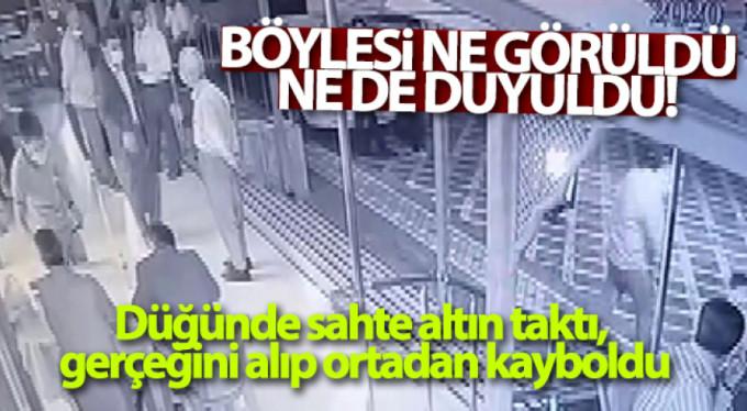 Böylesi ancak Türkiye'de olur