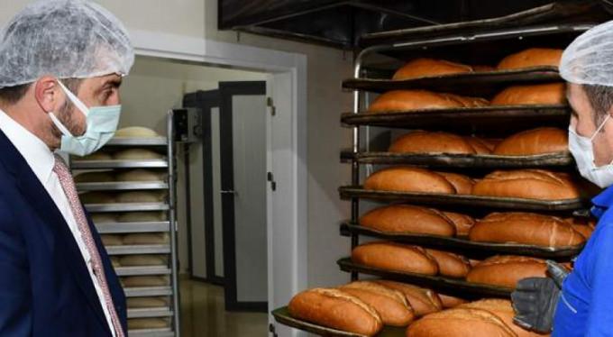 Türkiye'nin en ucuz ekmeği Bursa'da satılıyor