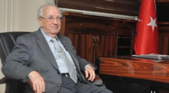 Bursa eski valisi Zekai Gümüşdiş vefat etti