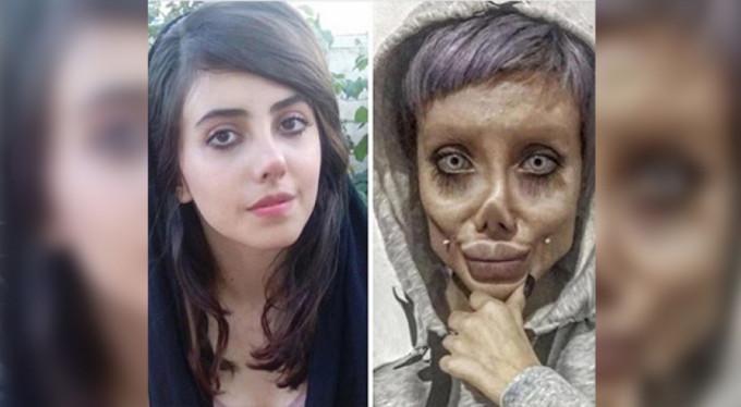 İranlı 'zombi gelin' 10 yıl hapis cezasına çarptırıldı