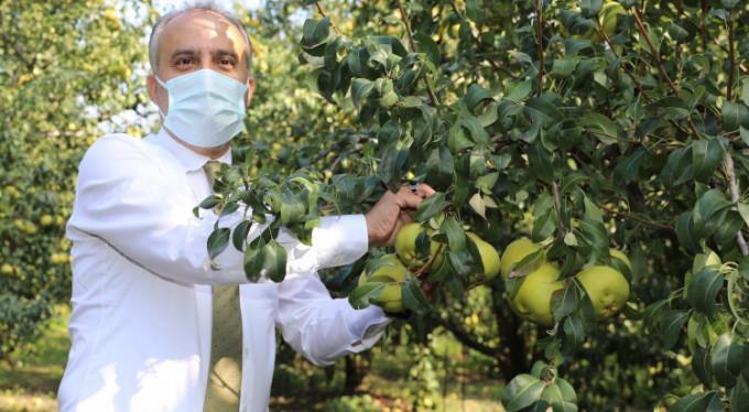 Bursa Büyükşehir'in ihracat hedefi 1 milyon dolar