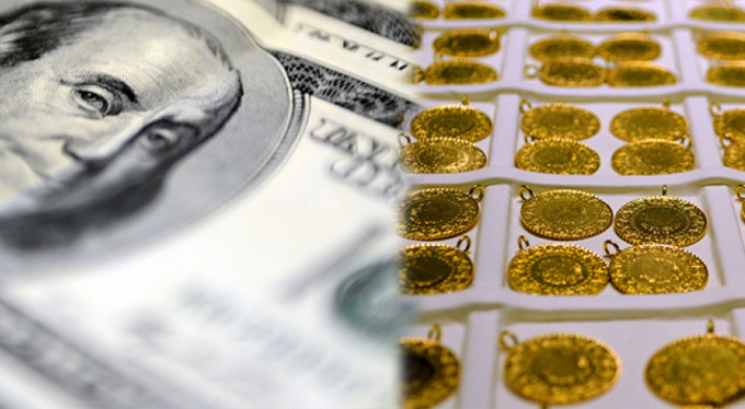 Dolar ve altında düşüş sürüyor