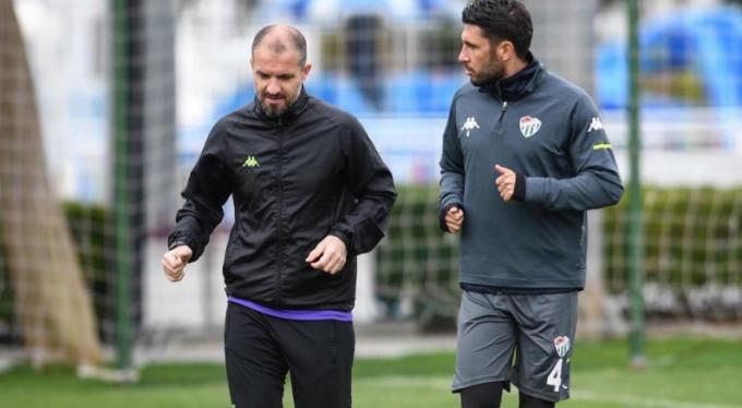 """Cüneyt Köz: """"Bursaspor camiasından özür dilerim"""""""